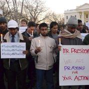 Obama interpellé sur le contrôle des armes