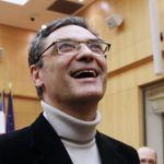 Patrick Devedjian, le 16 décembre.