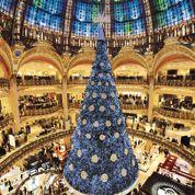 Semaine cruciale pour les magasins parisiens