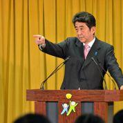 Abe : faire feu de tout bois pour l'économie