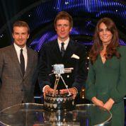 Kate Middleton réapparaît sur scène