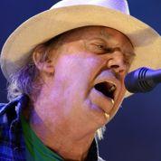 Neil Young à Bercy et aux Vieilles Charrues