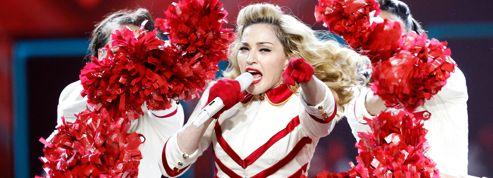 Madonna a la tournée la plus rentable de 2012