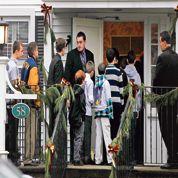 L'impossible deuil des familles de Newtown
