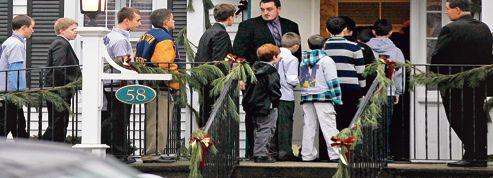 L'impossible deuil <br/>des familles de Newtown