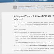 Instagram veut pouvoir revendre les photos