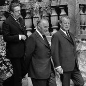 1972 : les entretiens franco-allemands