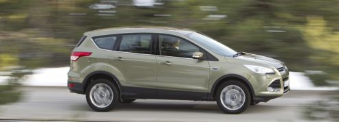 Ford Kuga: le véhicule de loisirs mondial