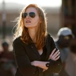 Jessica Chastain dans  Zero Dark Thirty , de Kathryn Bigelow.