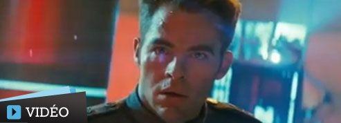 Star Trek Into Darkness :Kirk met son équipage en danger