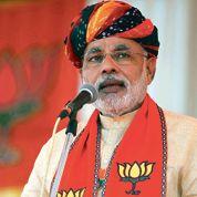 Le chef du Gujarat rêve de gouverner l'Inde