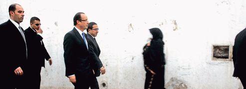 Le pari algérien de François Hollande