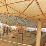 Conçu par le duo Bellini-Ricciotti, l'écrin qui abrite les arts de l'Islam au Louvre.