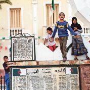 Algérie : la jeunesse atourné la page de l'histoire