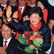 Mme Park hérite de la Corée du Sud