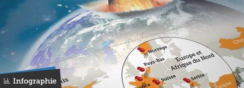 Ces lieux qui doivent résister à l'apocalypse