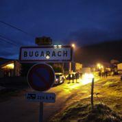 Une nuit dans les rues désertes de Bugarach