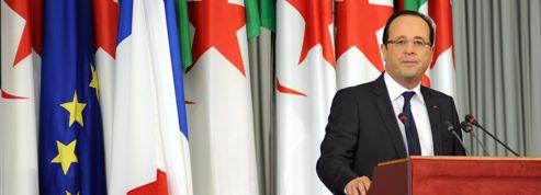 Le discours d'Hollande reçoit un accueil mitigé en France