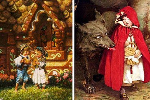 Les Contes de Grimm: 200 ans et toujours aussi populaires