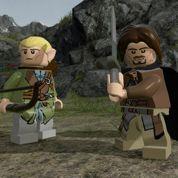 Test: Lego Seigneur des Anneaux, ludique