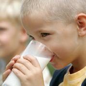 Enfants : deux verres de lait par jour