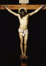 « Crucifixion », par Vélasquez. Ce mode d'exécution des condamnés était courant dans l'Empire romain, jusqu'à son interdiction par Constantin, vers 320.