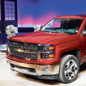 General Motors mise gros sur les «pick-up»