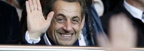 Les voeux de Noël de Nicolas Sarkozy sur Facebook