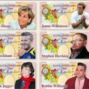 Les Beatles ou Jagger sur les billets de 10 £ ?