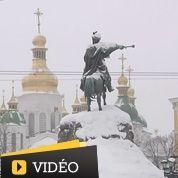 Vague de froid polaire en Europe de l'Est