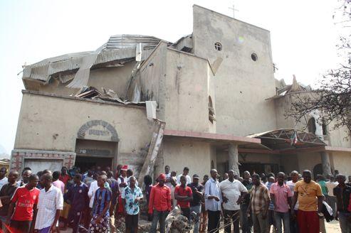 L'église Sainte Thérèse à Madalla avait été visée par un attentat le 25 décembre 2011.