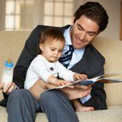 Votre PDG devient père, attention à votre salaire