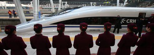 La Chine inaugure la plus longue ligne TGV du monde