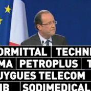 Le clip réquisitoire des communistes contre Hollande