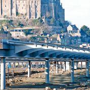 Mont-Saint-Michel: 50 cm font débat