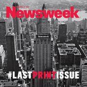 Newsweek disparaît des kiosques