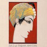 Histoire de la princesse Boudour  (détail) par François-Louis Schmed.