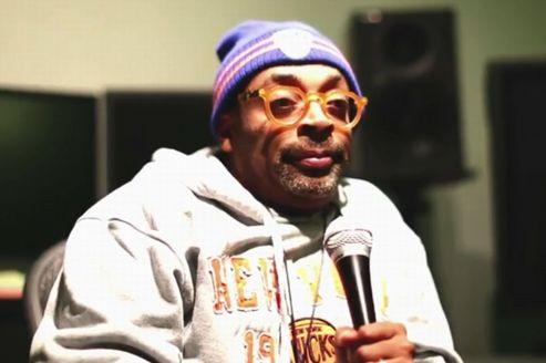 Spike Lee a refusé de s'exprimer à propos de <i>Django Unchained</i>. (Crédits photo: VibeTV)