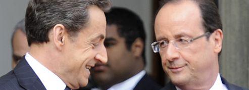 Les Français jugent Sarkozy plus efficace que Hollande