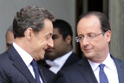 4 Français sur 6 jugent Sarkozy plus efficace qu'Hollande