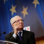 Jacques Delors imagine l'Europe sans les Anglais