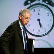 Italie : Monti dans la bagarre électorale