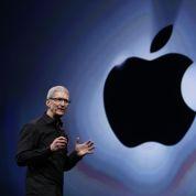 Apple : chute libre des revenus de Tim Cook