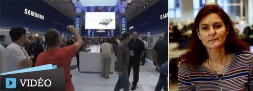 Le Figaro rembobine 2012 : Samsung défie Apple