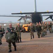 Centrafrique: Paris mobilise 600 soldats