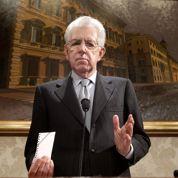 Italie: Monti s'engage sur une voie étroite