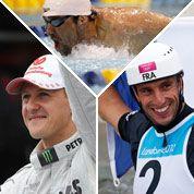 Ces sportifs qui ont raccroché en 2012