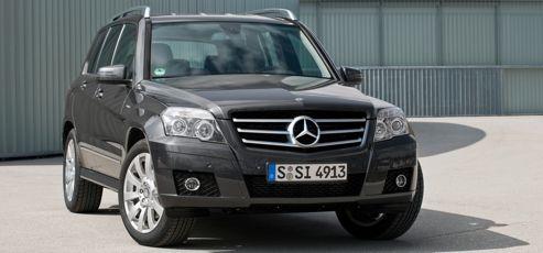 Le SUV compact de la firme à l'étoile a été entièrement remanié à l'été dernier.