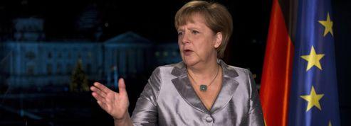 Angela Merkel prédit une année 2013 encore plus dure que 2012