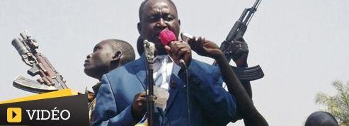 Centrafrique : la rébellion aux portes de la capitale